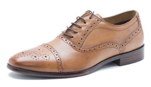 Red Tape Hartwell Tan 270 Shoes